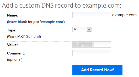 Point your DNS to Breeze.io