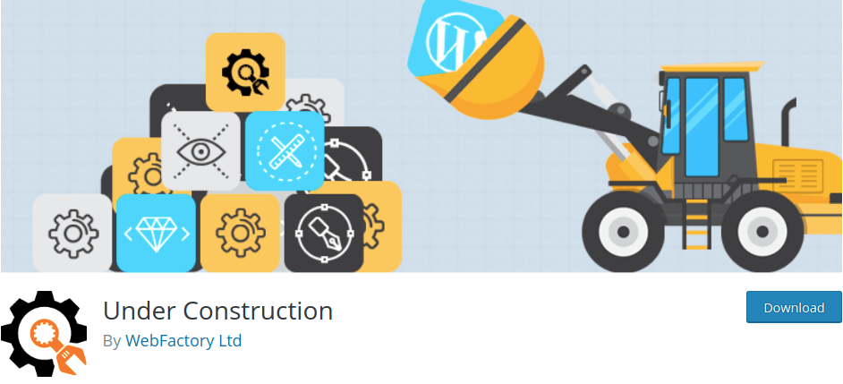Under Construction by Webfactory Ltd
