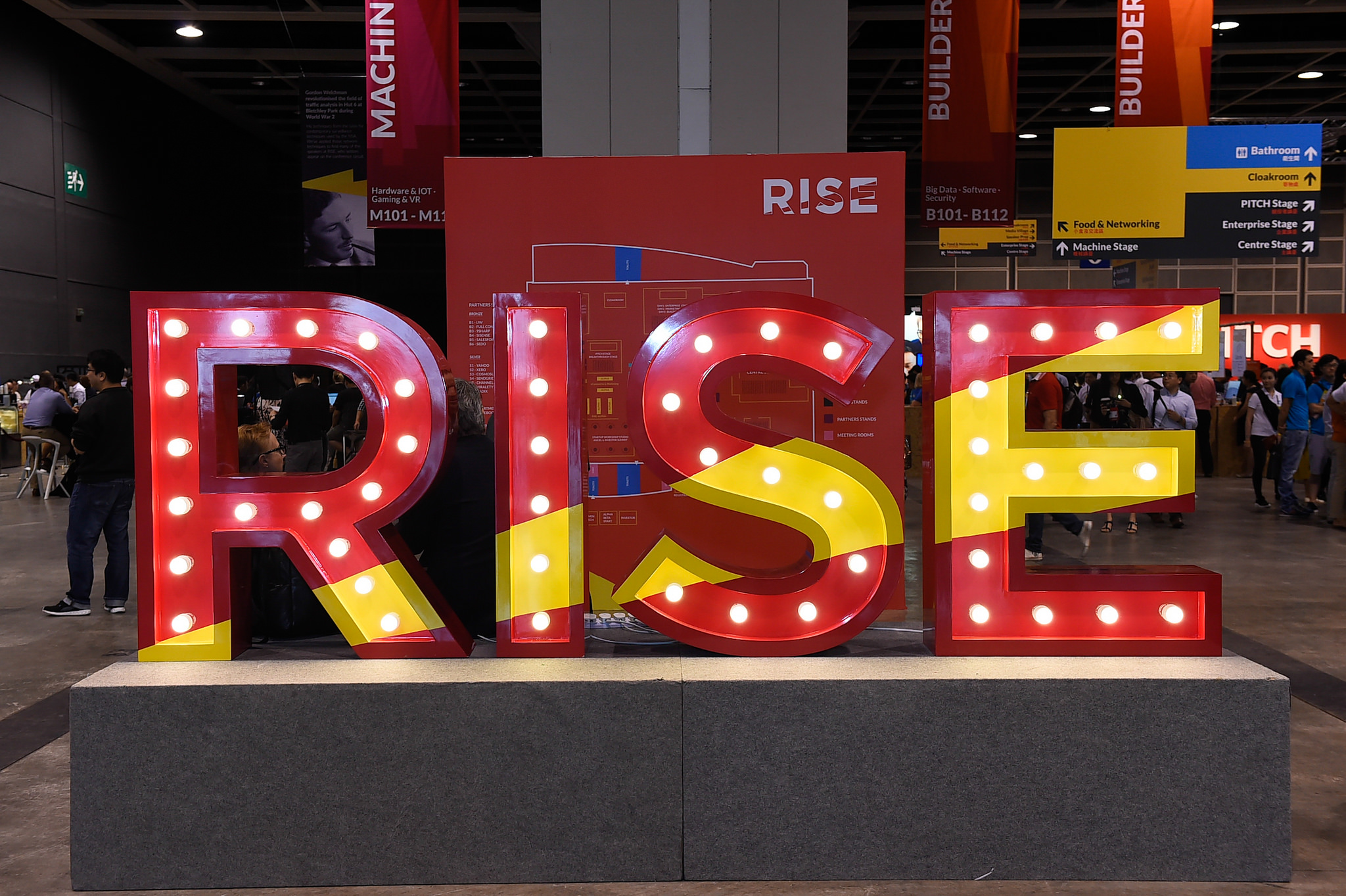 Breeze.io is Going to be at RISE Conference this Year!