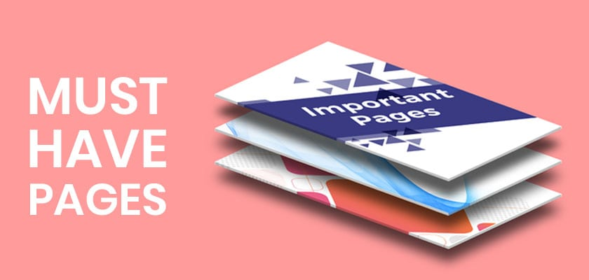 6 WordPress Blog Pages You Can't Miss Out
