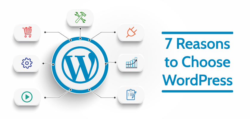 Why Choose WordPress: 7 Powerful Reasons You Must Know