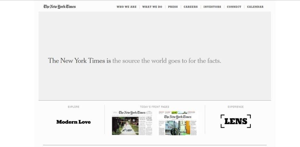 wordpress website examples