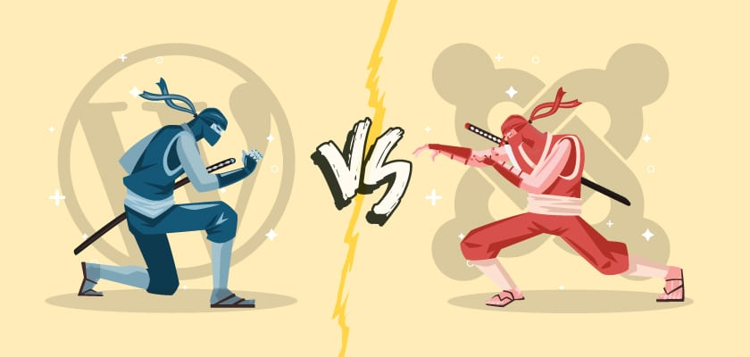 Joomla vs WordPress: Which CMS is better?