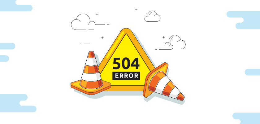 7 Quick Ways to Fix a 504 Gateway Timeout Error in WordPress